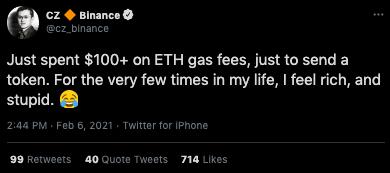 Ethereum'un işlem ücretleri neden geleceğini değiştiriyor?