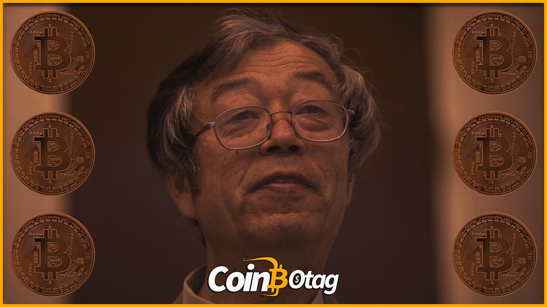 Satoshi Nakatomo - Bitcoin (BTC)