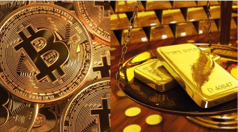 Altın Ve Bitcoin Tartışması!