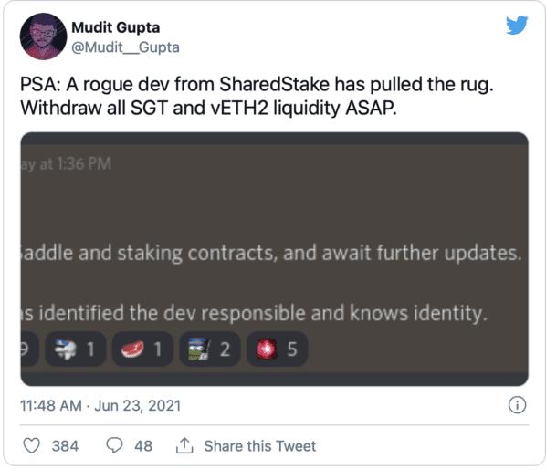 SharedStake