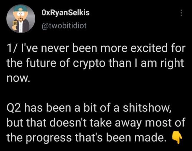 Ryan Selkis twitter