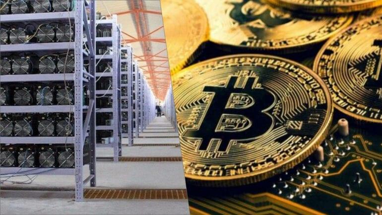 Argo Blockchain bitcoin&mining