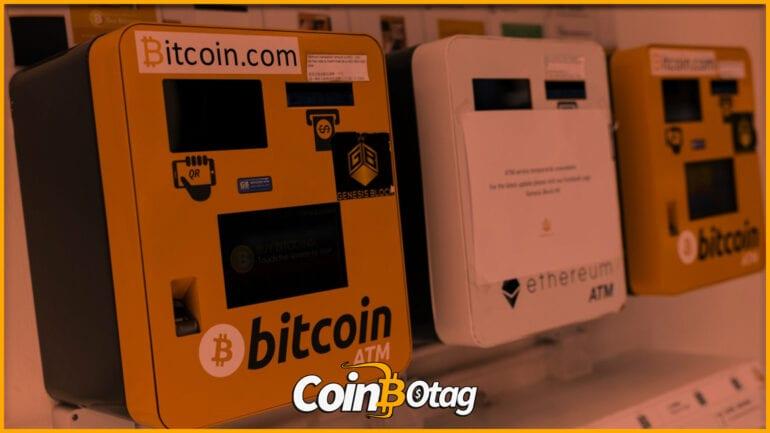 Bitcoin ATM'si