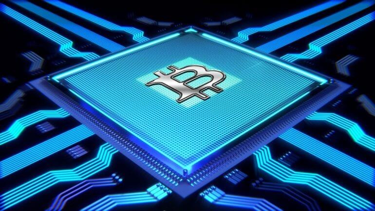 Bitcoin ağ simgesi