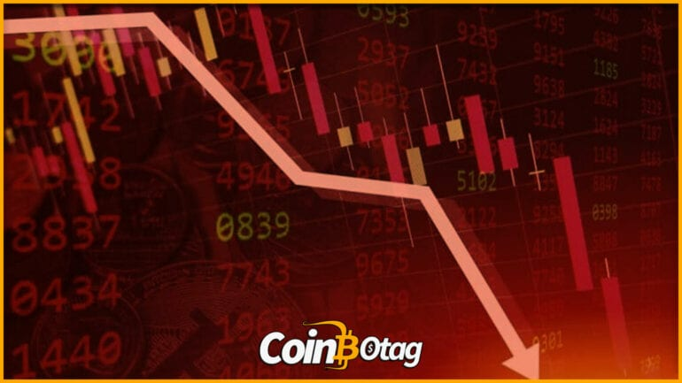 bitcoin düşüşü