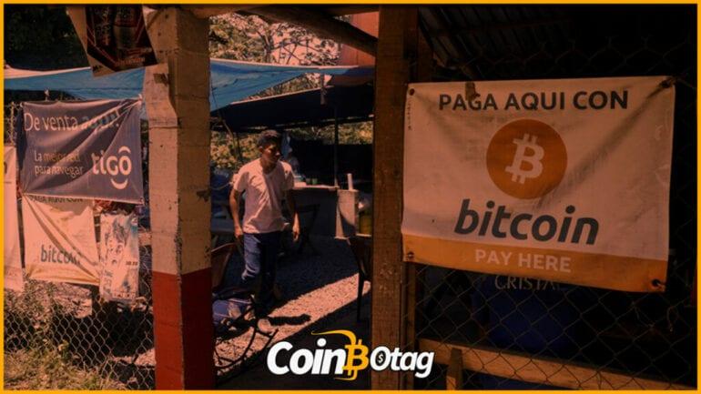 El Salvador Bitcoin Pankart