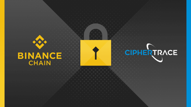 Binance & CipherTrace
