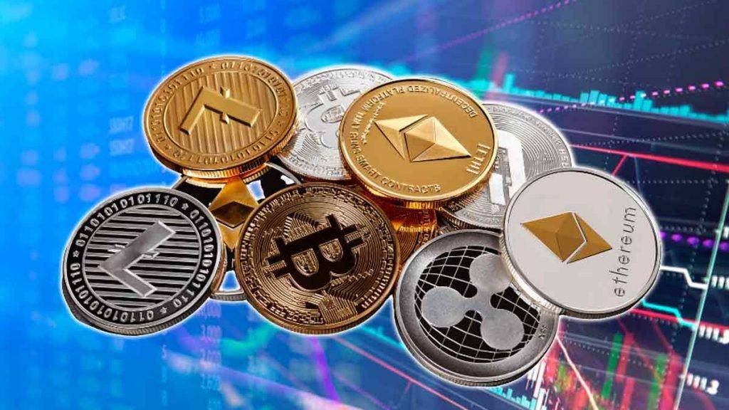 Bitcoin & Ripple & Cardano