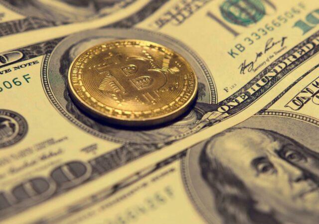Bitcoin BTC Dolar