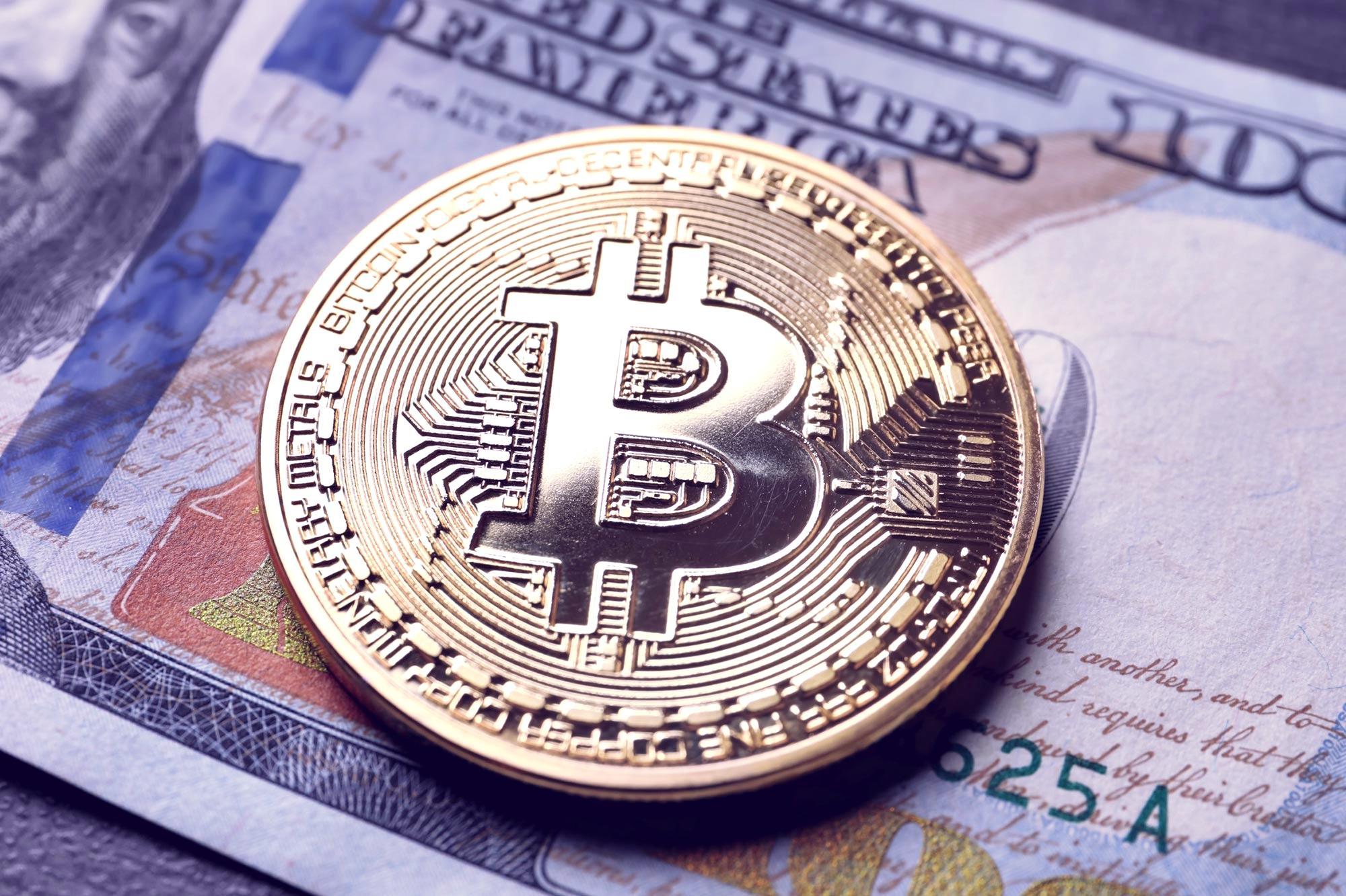 Bitcoin-BTC freshblue