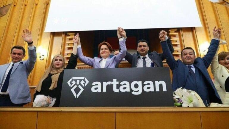 İYİ Parti Projesi Artagan