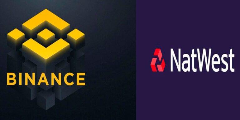 Binance & Natwest