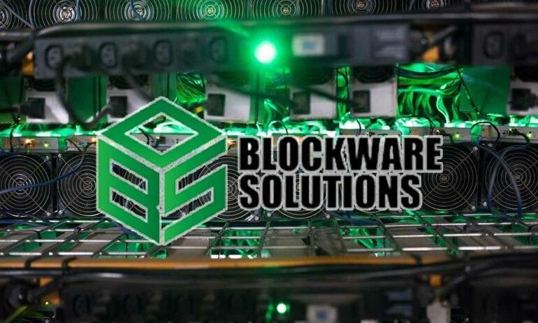 BlockWare madencilik