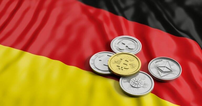 Almanya Kripto Para Yasası