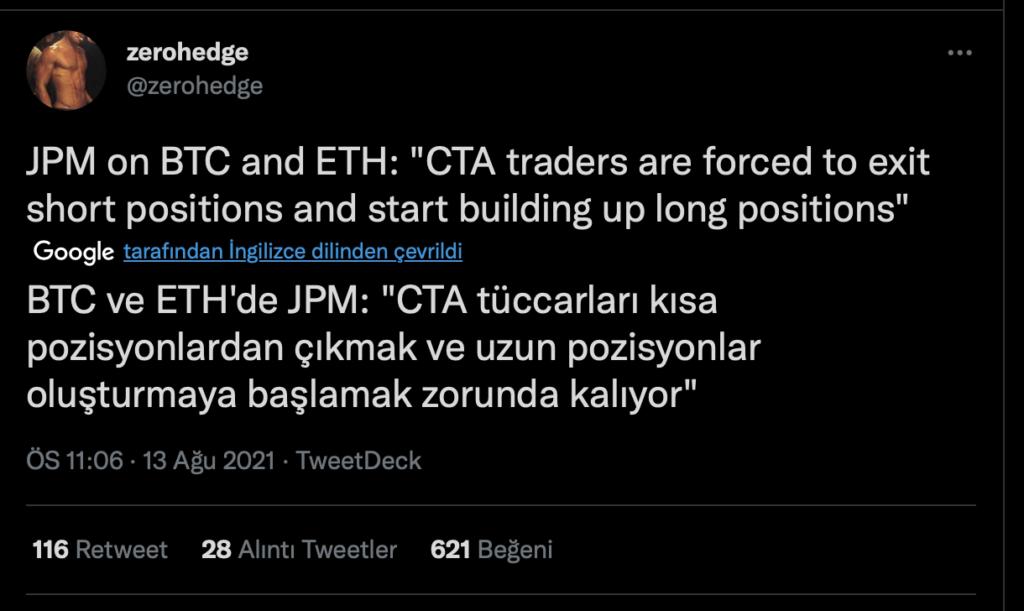 JPMorgan Bitcoin ve Ethereum iddiası