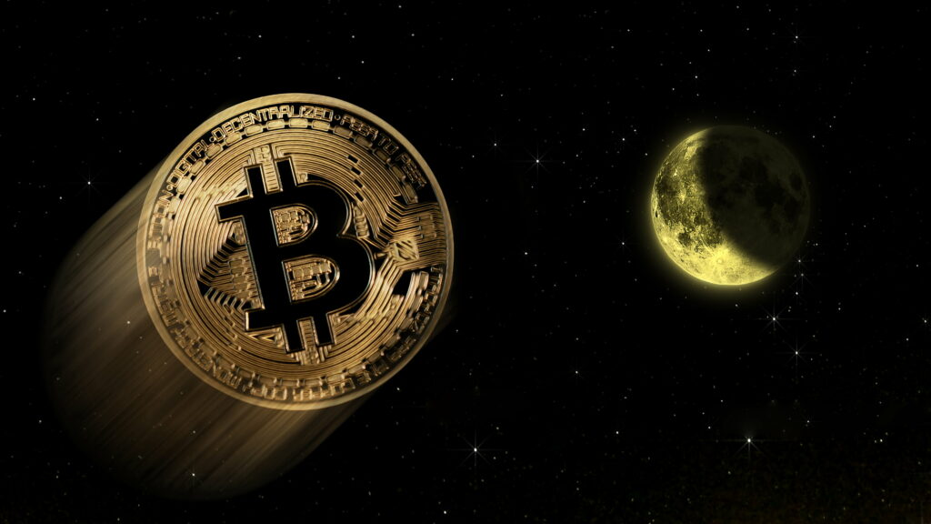 bitcoin-the-moon
